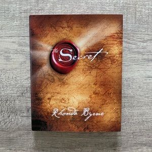 The Secret by Rhonda Byrne- Hardcover Book